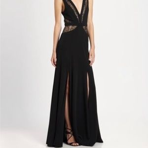 BCBG MAXAZRIA evening gown